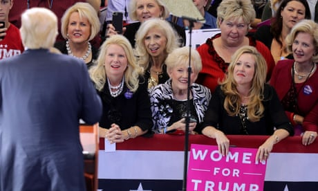 Half of white women continue to vote Republican. What's wrong with them?