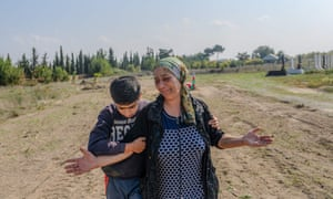 A mother grieves for her son, killed during fighting in Nagorno-Karabakh.