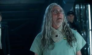 Brent Spiner as Dr Brackish Okun in Independence Day: Resurgence.