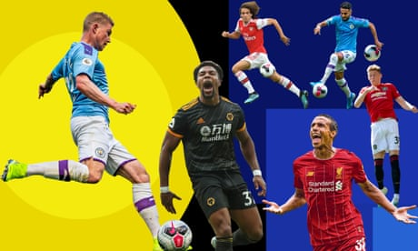Premier League: the players whose stats have improved most this season