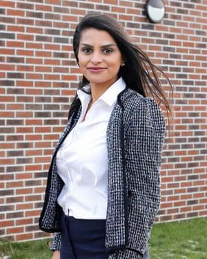 Kiran Kaur Gill.