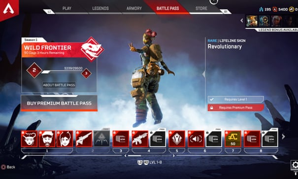 Apex Legends: a parents' guide to the 'new Fortnite' | Games