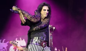 Alice Cooper … part of the family