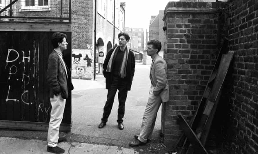 The Blue Nile in 1984.