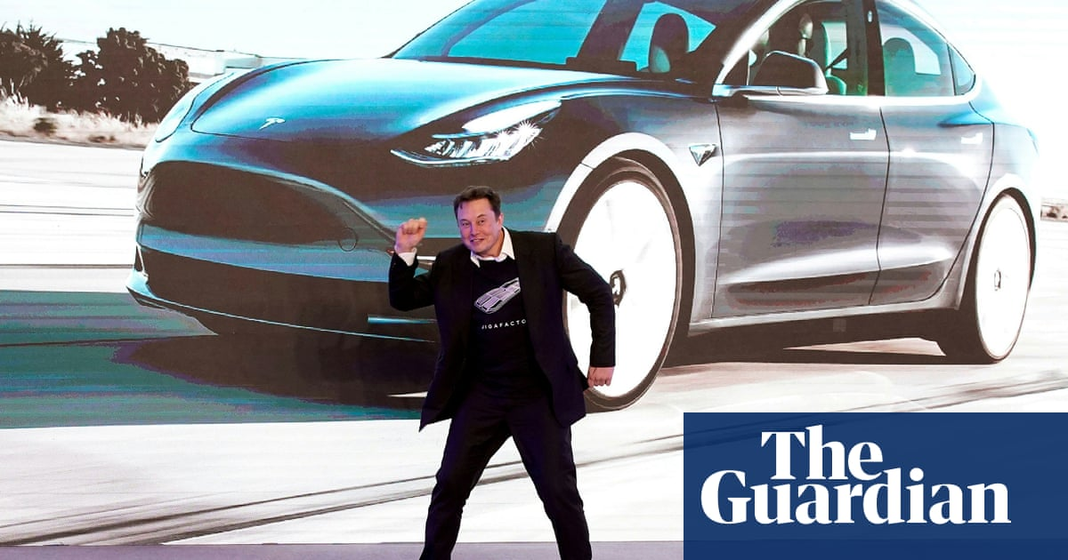 Tesla reports record quarterly earnings despite global supply chain meltdown