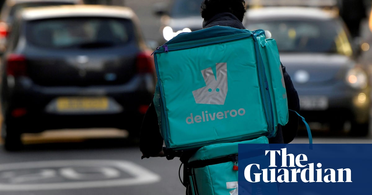 Deliveroo dampens IPO expectations as investors raise workers' rights concerns