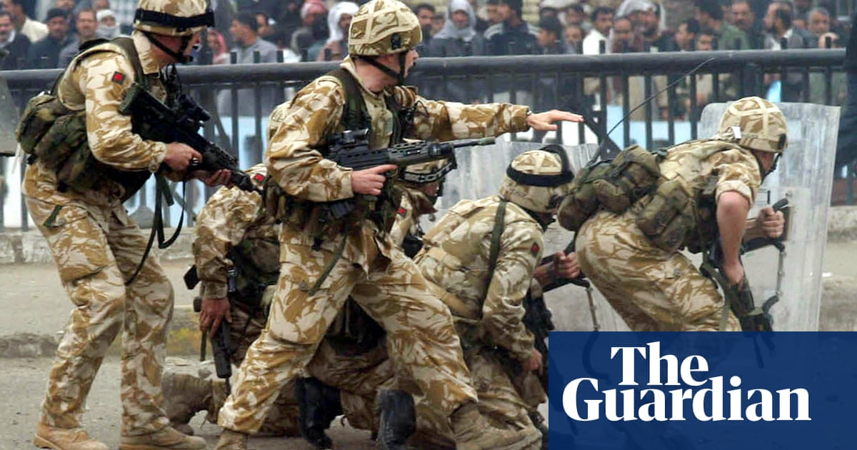 MoD told to hand over any reports of abuse by US troops in Iraq