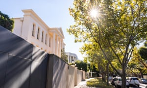 One of Melbourne's most expensive streets is St Georges Street, Toorak. Labor's policies will redistribute money from wealthier people in seats like Higgins