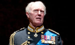 'Playing real people is a responsibility' … Tim Pigott-Smith in King Charles III at the Almeida, London, in 2014.