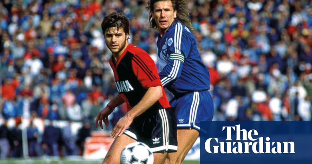 Rebellion And Spirit Pochettino By Those Who Know Him Best Football The Guardian