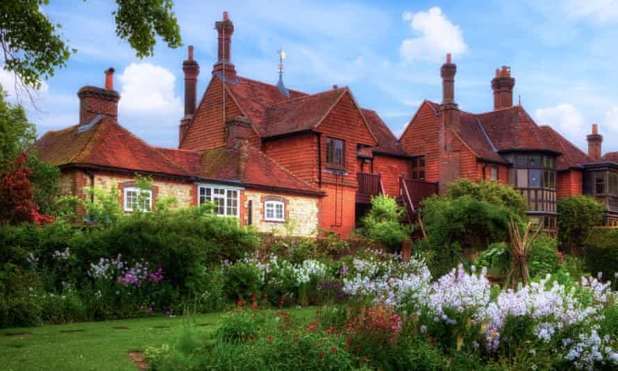 The Wakes, Gilbert White's house in Selborne, Hampshire.