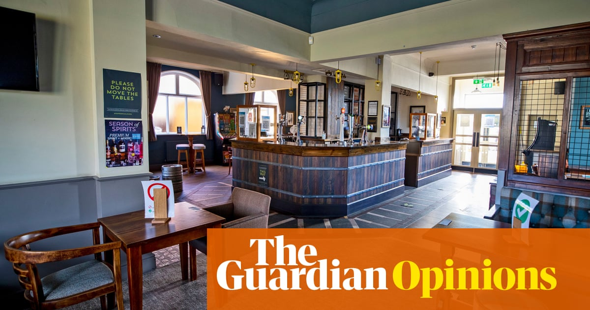 The government's intervention on rent arrears for pubs is too little, too late