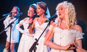 'Hugely enjoyable' … the Ruby Dolls perform The Brides of Bluebeard.