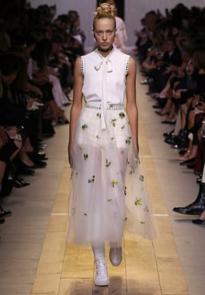 By Maria Grazia Chiuri spring/summer ready-to-wear 2017