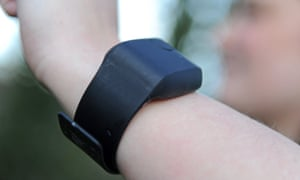 biometric wrist sensor