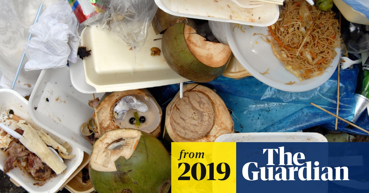 Officials warn of putrefying piles of rubbish after no-deal Brexit