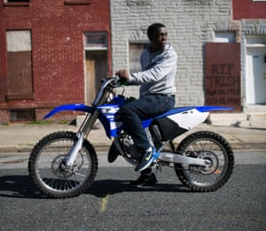 my motorcycle essay