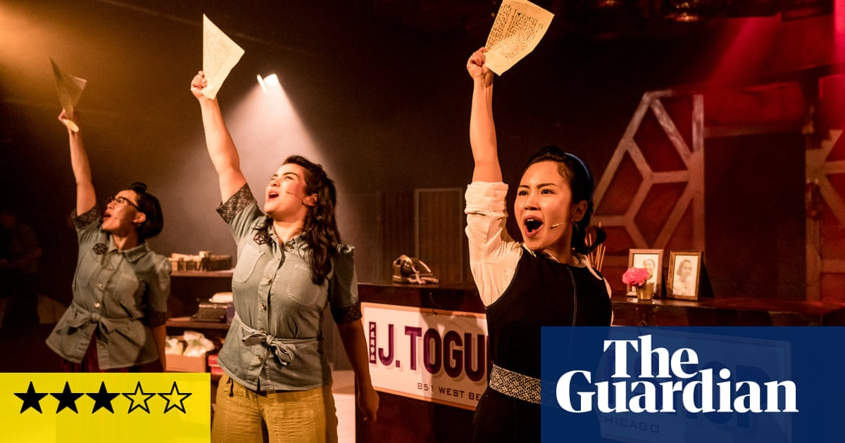 Tokyo Rose review – fiery musical revolves around radio DJ's fight for justice