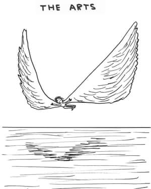 David Shrigley illustration