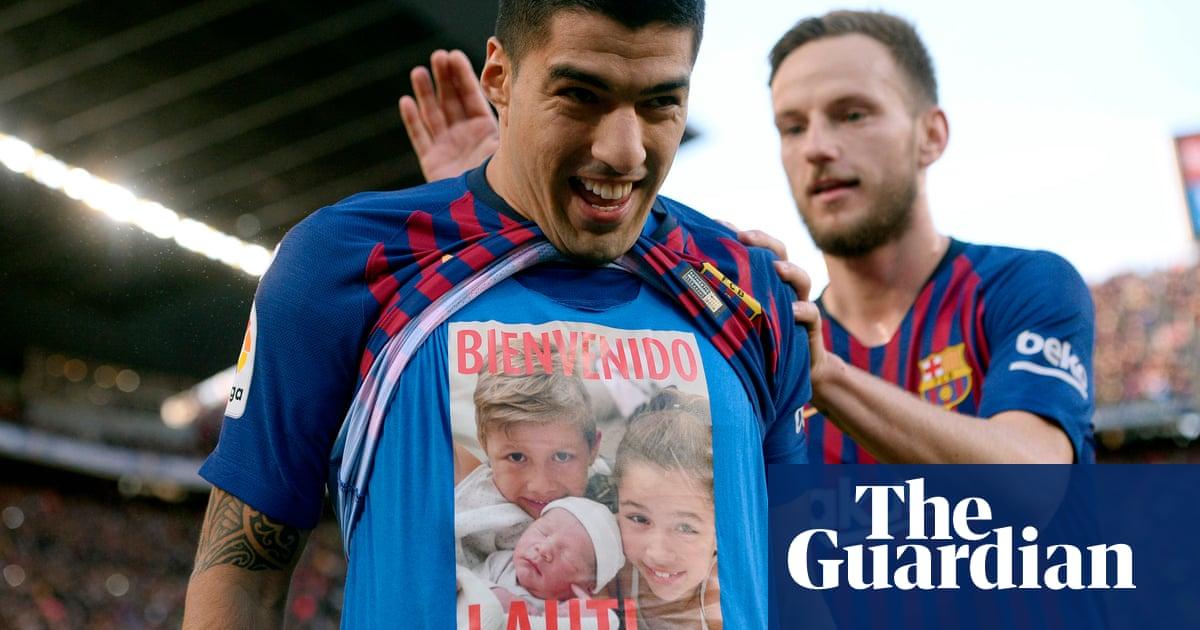 Luis Suárez and Barcelona leave Madrid floundering again in clásico ... 3e26f05f5