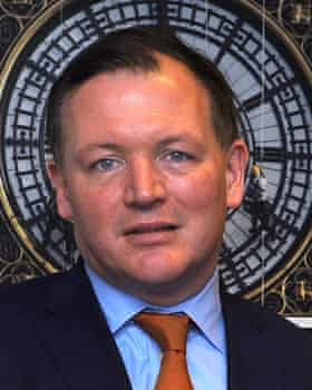 Damian Collins, chairman of the culture, media and sport committee.