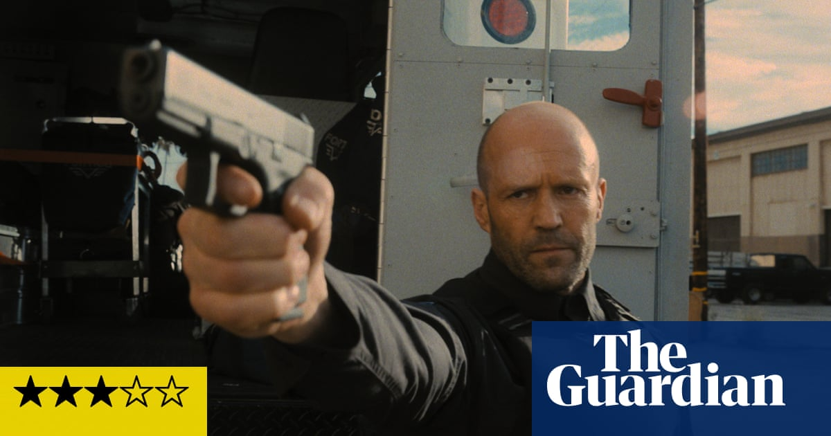 Wrath of Man review – Guy Ritchie and Jason Statham reunite in punchy thriller