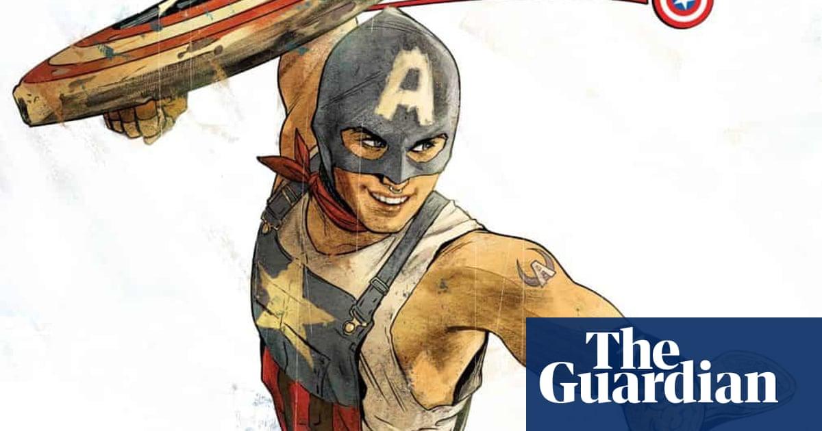 Marvel announces first gay Captain America