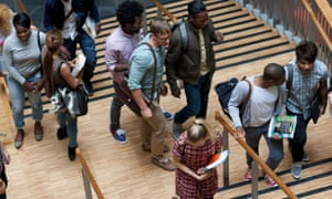 Universities brushing racism under the carpet, students say