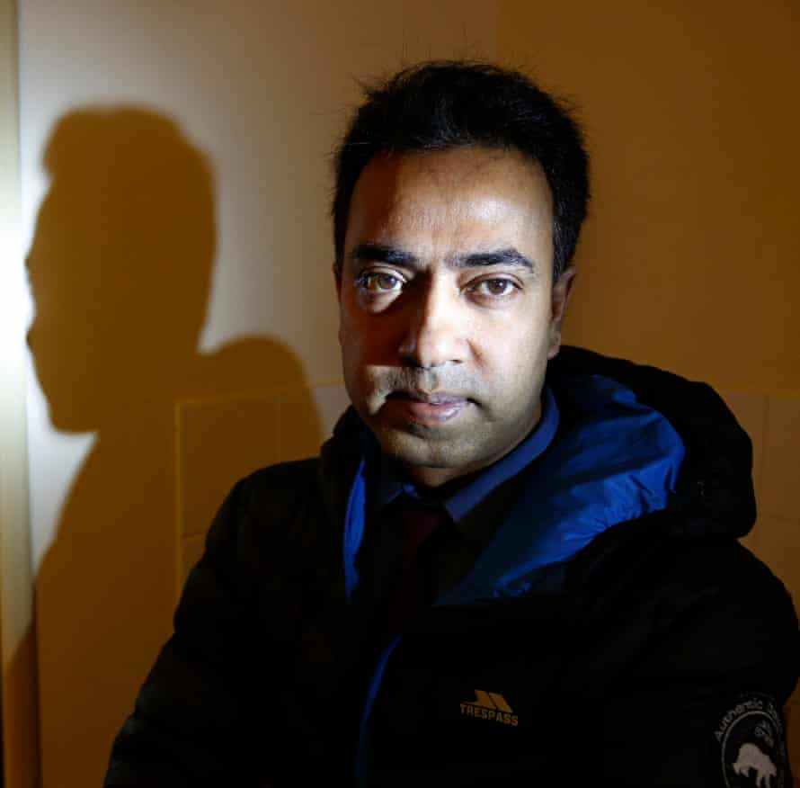 Kamal Ahmed, who was trafficked to Scotland from Bangladesh