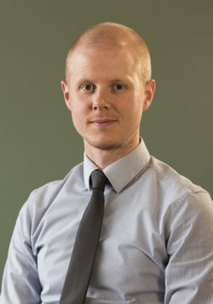 Tom Lovelock, ICT services manager