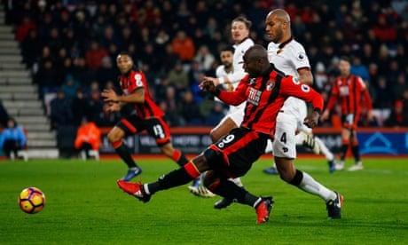 Bournemouth keep on digging to deny Watford thanks to Benik Afobe