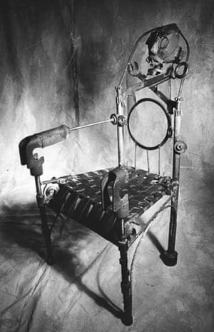 A chair by Dixon.