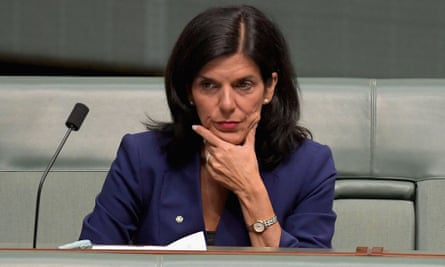Julia Banks, who is running against Greg Hunt in Flinders as an independent.