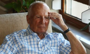 Kenan Evren in 2010: 'Historic events cannot be put on trial.'