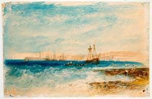JMW Turner's Margate, 1826