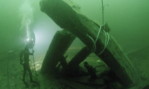 Kronan shipwreck