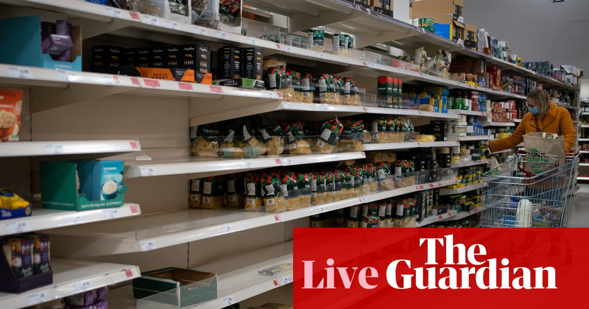 UK inflation dips to 3.1% despite rising fuel and transport costs – business live