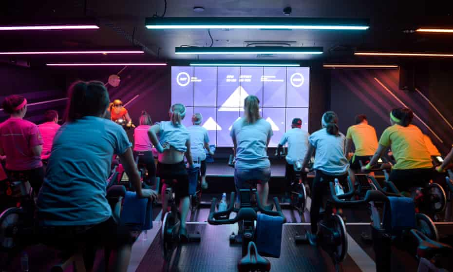 Virgin Active launched its immersive and data-driven cycling class earlier this year.