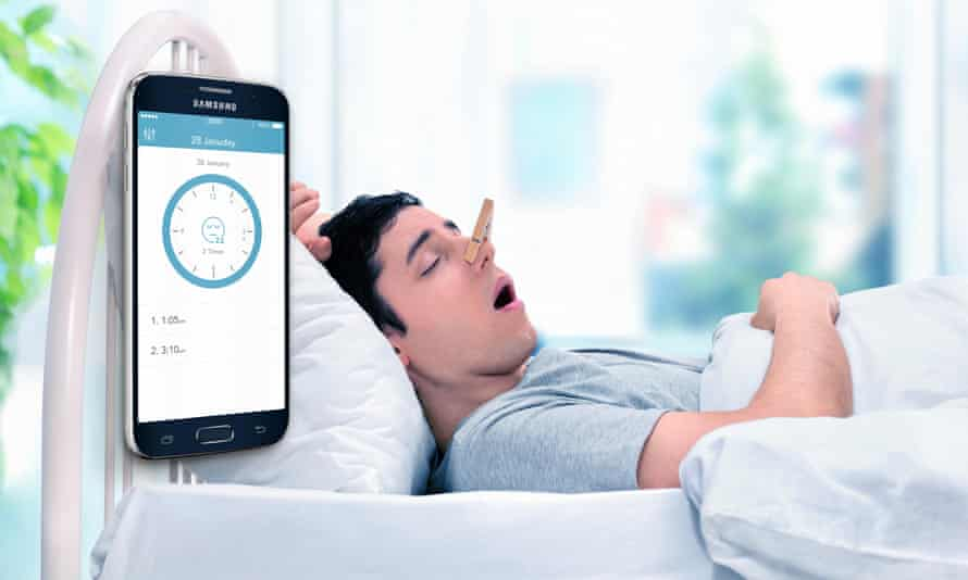 Anwar Almojarkesh recorded his own snoring and collected youtube clips to understand the sound better before creating Braci