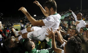 At its high point, the NASL boasted players such as Spain legend Raul