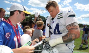 Richie Incognito last played for the Buffalo Bills
