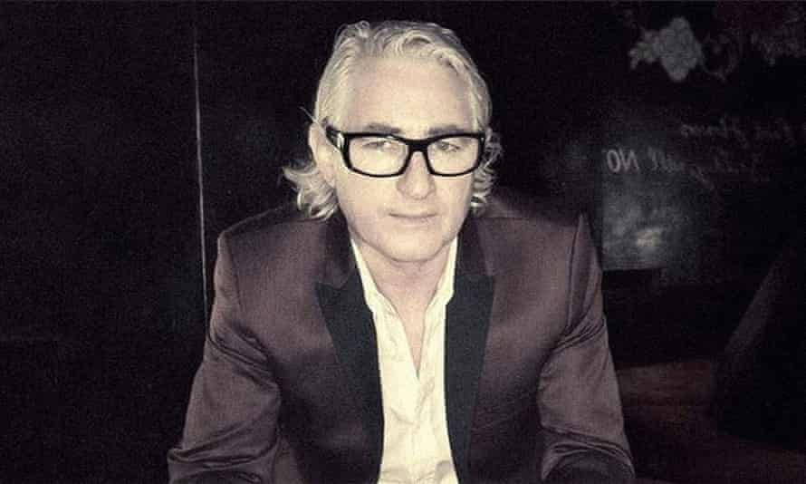 Former INXS manager CM Murphy