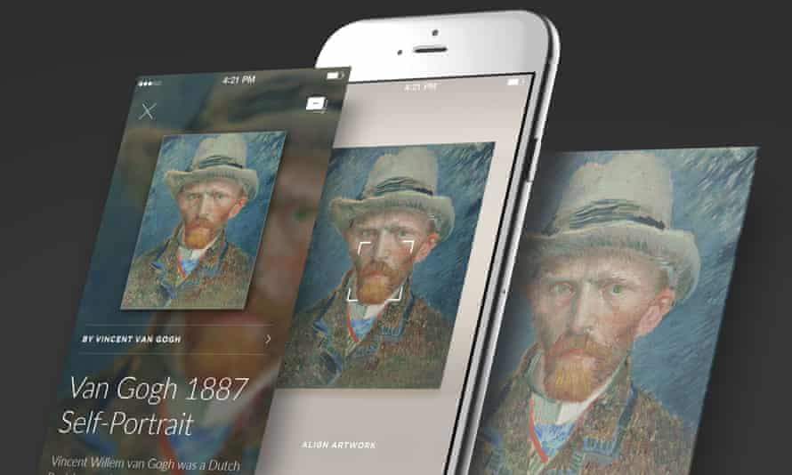 Banal or beautiful? The Smartify app.