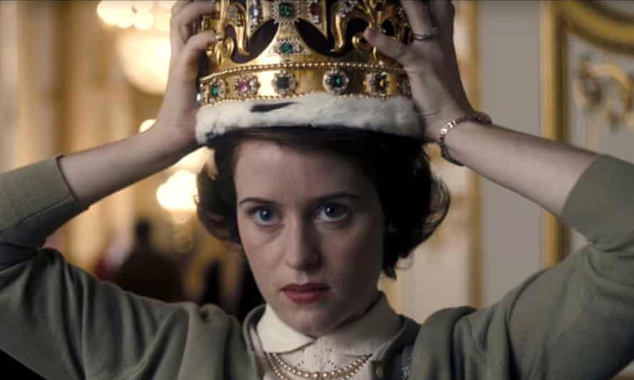 The Crown: Netflix is spending big in its push to gain ascendancy.