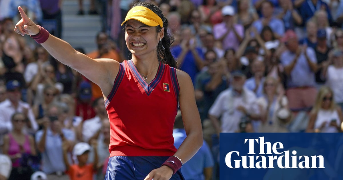 Emma Raducanu's US Open heroics inspire young British players