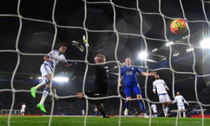 Chelsea's Loïc Rémy, seen here scoring against Leicester, would be a welcome addition to the Palace forward line.