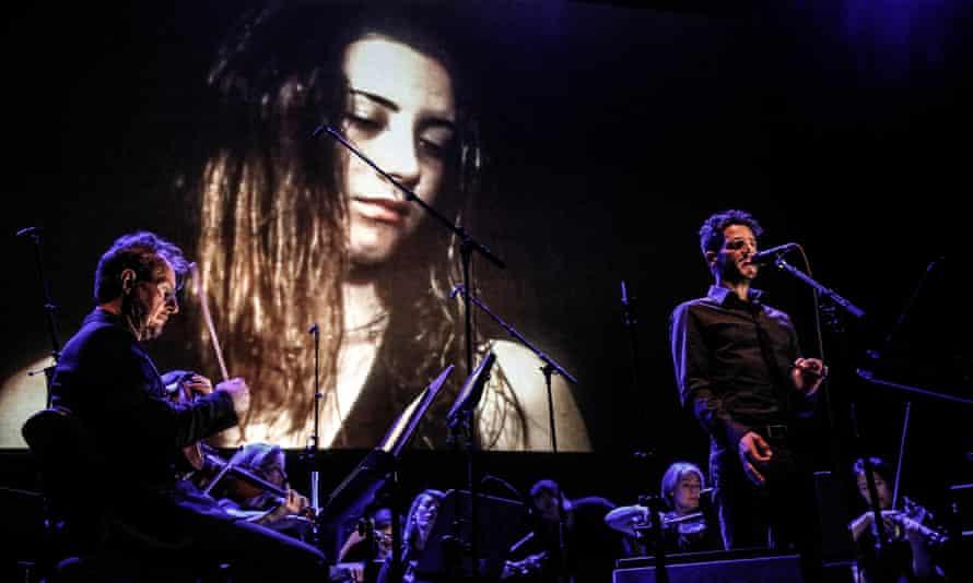 Luminous, the collaborative show between Australian Chamber Orchestra, singer Lior and artist Bill Henson.