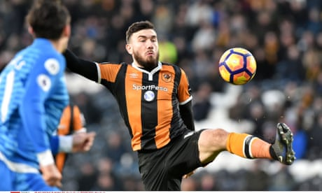 Hull wait for Robert Snodgrass offers after rejecting West Ham's £7.5m bid