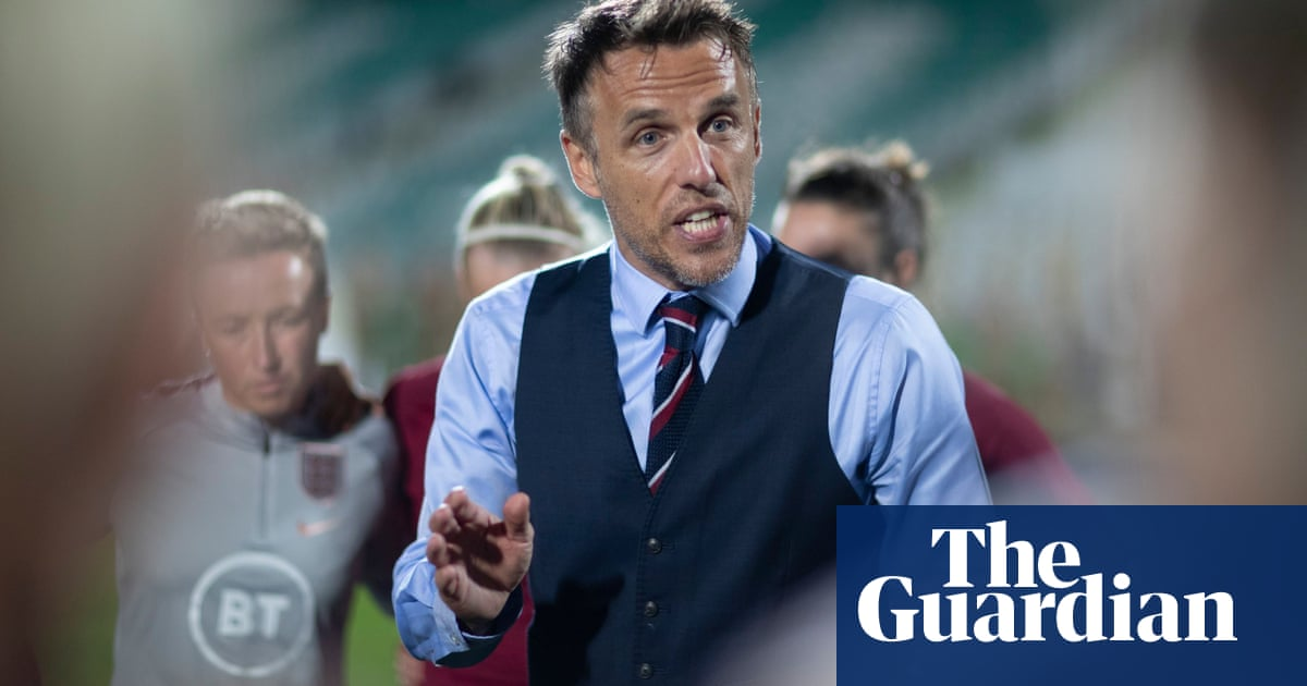 Phil Neville picks squad for England's 'momentous' clash with Germany