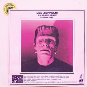 My Brain Hertz, TMOQ Japan.  1975, Japan